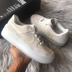 Nike Air Force 1 sage low  LX women's 6.5